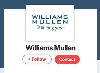 logo on profile