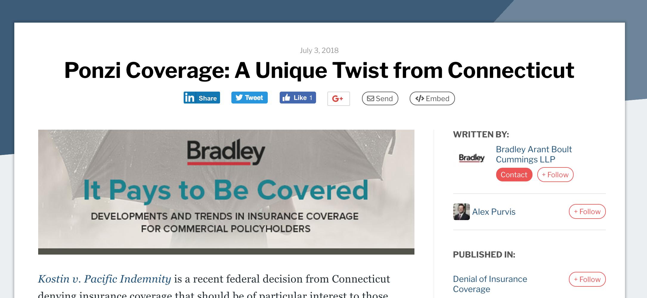 Taglines example header